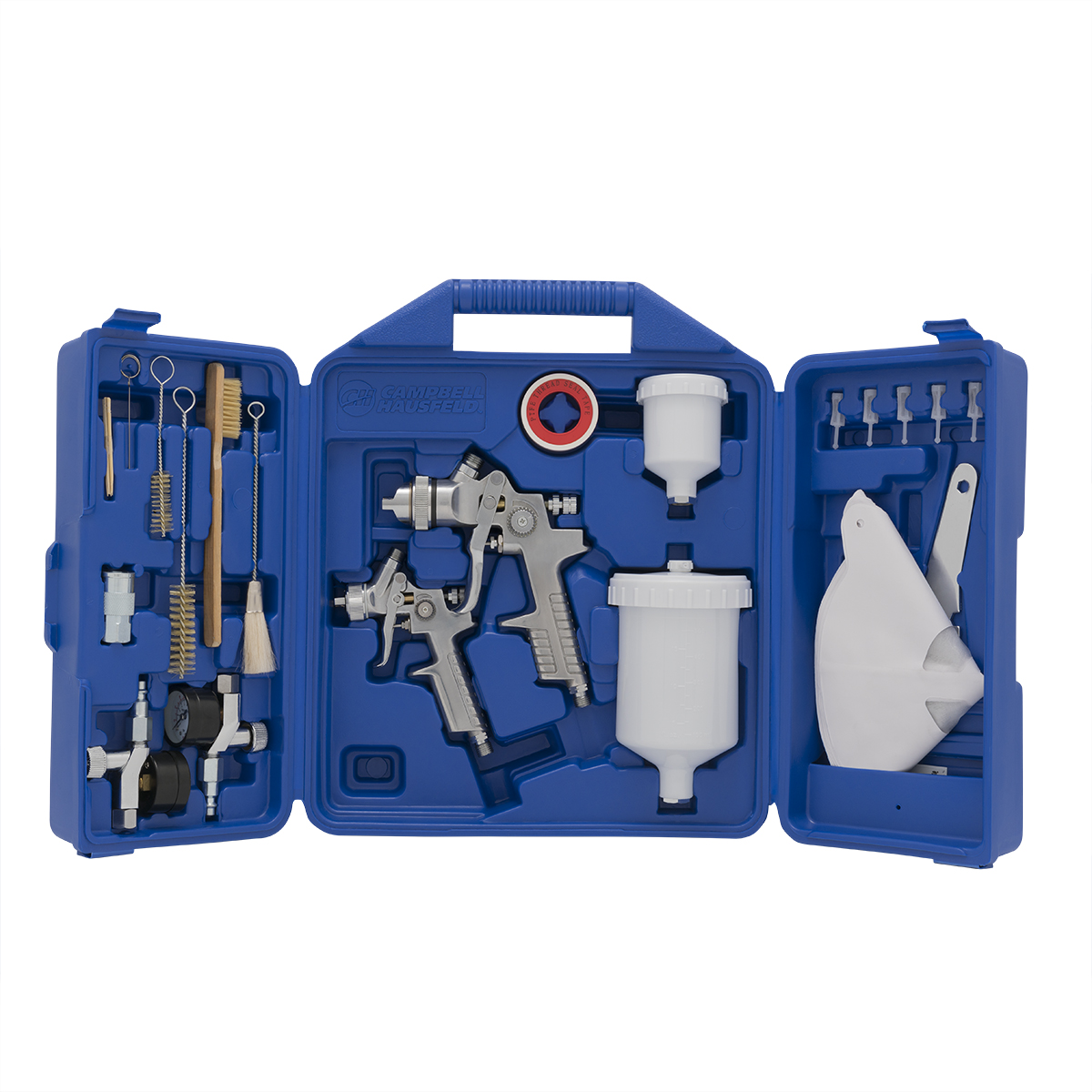 Gravity-Feed Spray Gun Kit (CHK005CCAV)