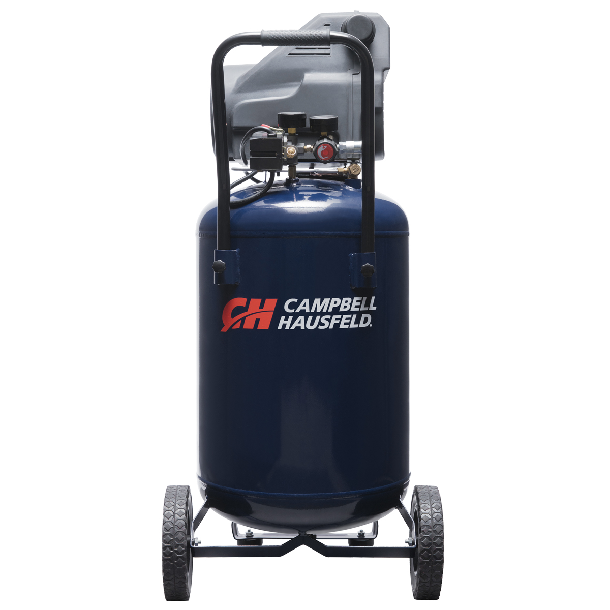 Air Compressor, 20-Gallon Horizontal Oilless 4 CFM 1.8HP 120V 13A (DC200100)