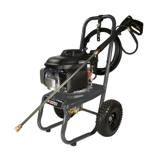Campbell Hausfeld Pressure Washer, 2800 PSI 2.5GPM Axial Pump GCV160 Honda (PW2570) product image right angle